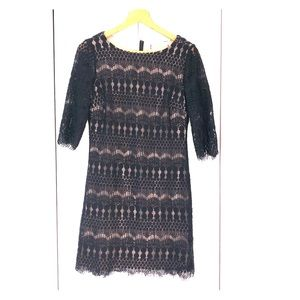 Beautiful lined lace dress perfect for holidays!